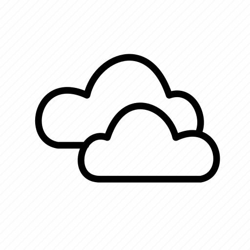 cloud, saas, storage icon