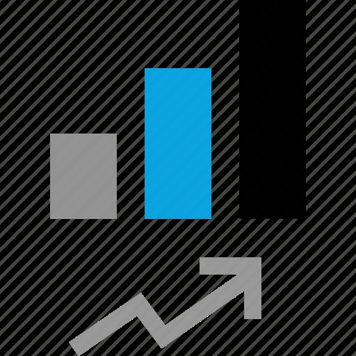 analytics, data, seo, startup icon