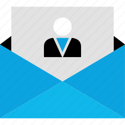 business, email, important message, message icon