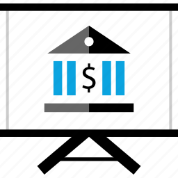 board, dollar, funds, money icon