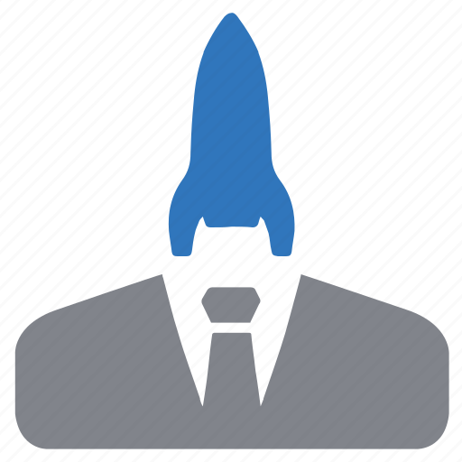 business, launch, project, startup, success icon