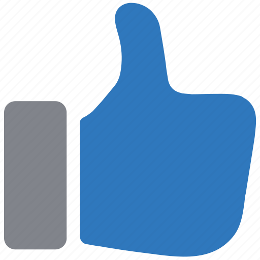 like, social, thumb, up icon