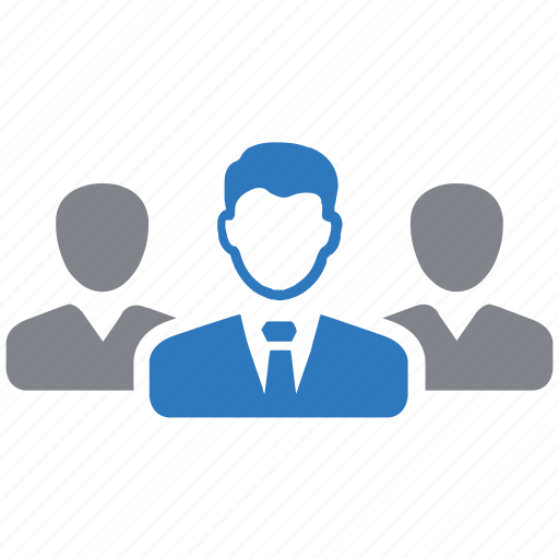 Business, group, leadership, team icon - Download on Iconfinder