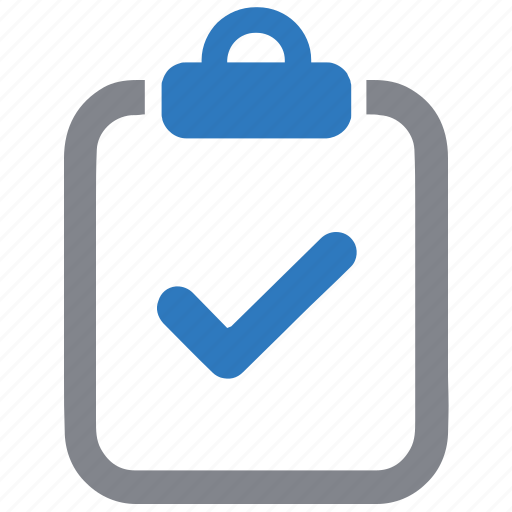 business, completed, done, task icon