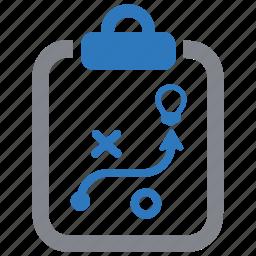 direction, management, marketing, planning, strategic, strategy icon