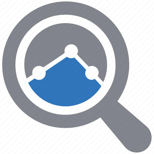analysis, business, chart, data, market, research icon