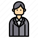 avatar, business, man, people, profile, user