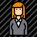 avatar, business, hair, long, woman