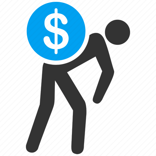 courier, delivery, money, payment, service, transport, transportation icon