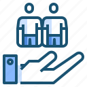 business, care, insurance, protection, safety, security icon