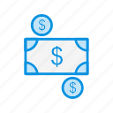 business, finance, investment, money icon