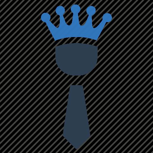 achievement, business, job winner icon