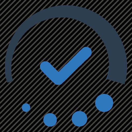 clock, deadline, part time, service icon