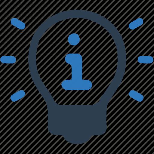 business idea, creative idea icon