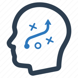 planning, solution, strategy icon