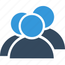 avatar, group, people, profile, protests, team, users icon