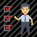 avatar, checklist, done, tasklist, user