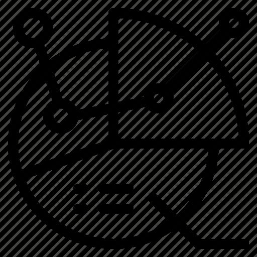 Graph, pie, chart, statistics icon - Download on Iconfinder