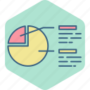 business, chart, diagram, graph, growth, report, statistics icon