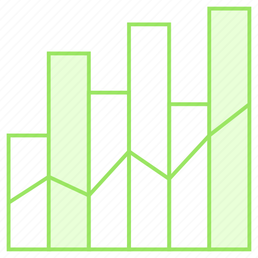 analytics, chart, graph, growth, statistics icon