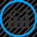 analytics, business, chart, graph, report, statistics, trend