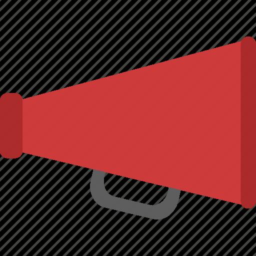 ads, advertisement, advertising, adwords, alarm, banner, marketing, megaphone, message, multimedia, new, news, social, sound, speaker icon