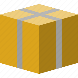 archive, box, cargo, closed, container, courier, cube, delivery, extract, freight, gift, goods, logistic, logistics, mail, object, pack, package, parcel, present, prize, product, rar, shipping, storage, unpack, volume, warehouse, zip icon