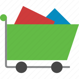 add, basket, box, buy, car, cart, courier, customer, delivery, full, gift, logistics, market, order, payment, purchase, retail, sale, send, service, shipping, shop, shopping, store, transport, transportation, truck, vehicle, warehouse icon
