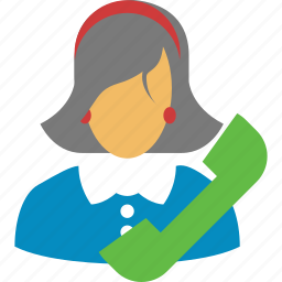 business, call, call center, chat, contact, customer, help, office, online, operator, phone, reception, receptionist, service, support, telephone icon