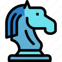 business, chess, management, office, strategy icon