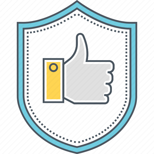 approval, approved, confirmation, like, thumbs up icon