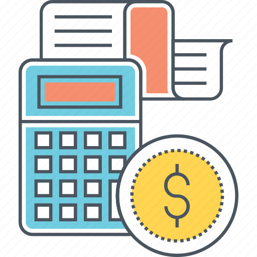 accounting, accounts, budget, budgeting, calculation, finance, financial icon