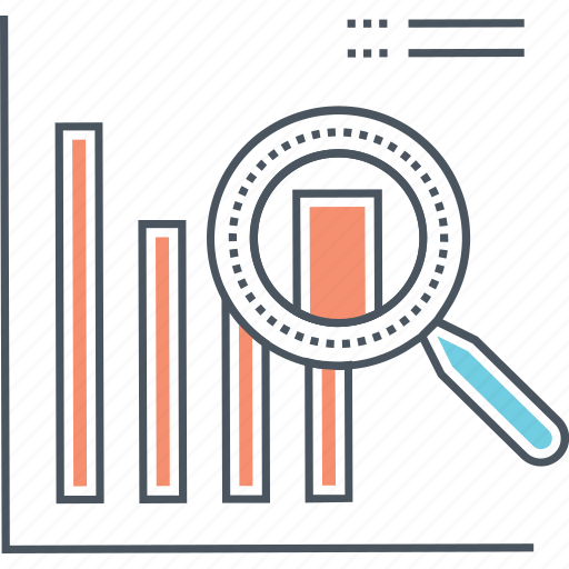 analysis, analytics, chart, data, diagram, graph, statistics icon