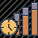 conversion, growth, productivity icon