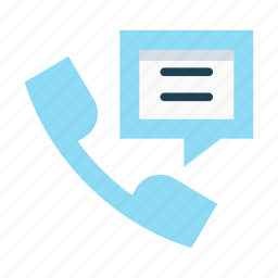 call, chat, communication, phone, service, support, telephone icon