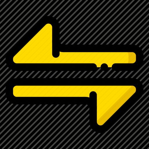 Arrow, change, exchange, swap icon - Download on Iconfinder
