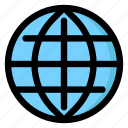 global, world, worldwide icon