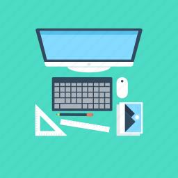 designing, graphic designing, photoshop, web designing, web development icon