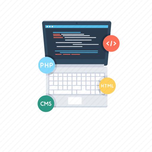 coding, css, development, programming, web programming icon