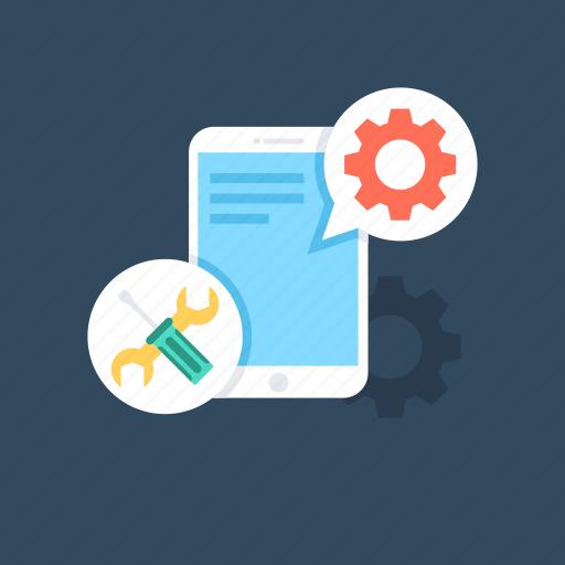 internet marketing, mobile seo, search engine, seo, seo services icon