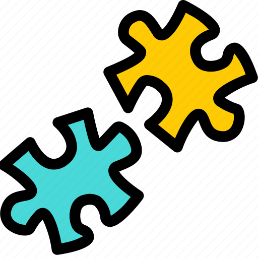 Jigsaw, piece, puzzle icon - Download on Iconfinder