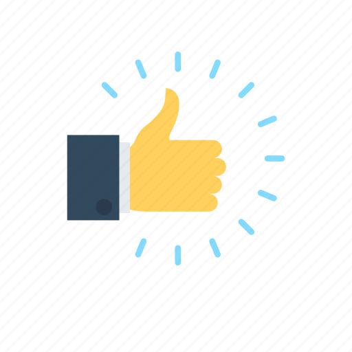 best choice, like, ok, social like, thumbs up icon