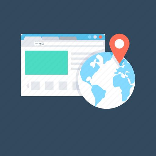 emarketing, market place, online market, online marketing, online shopping icon