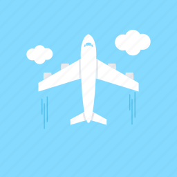 airplane, delivery, fast delivery, plane, shipment icon