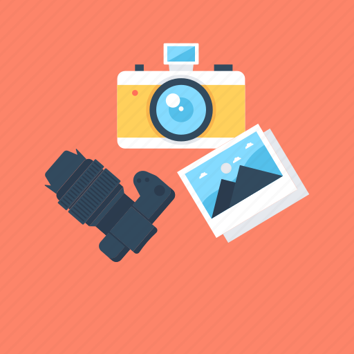 camera, photo, photography, picture, snap icon