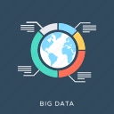 affiliate, affiliate data, big data, data analysis, globe icon