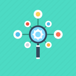 business, graph, search engine, seo icon