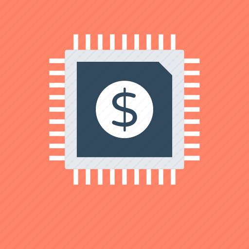 business, digital currency, digital marketing, digital money, dollar icon