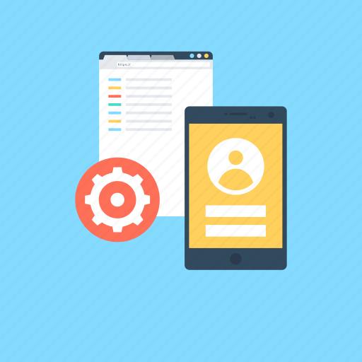 api, app development, application programming, development, mobile application icon