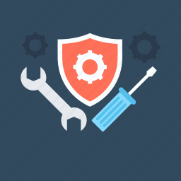 screwdriver, service, spanner, technical service, technical support icon